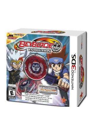 Beyblade Evolution Collection 3DS